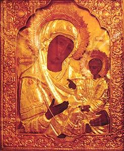 Чудотворная Тихвинская икона Божией Матери