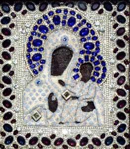 Чудотворная Седмиезерная икона Божией Матери