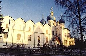 Благовещенский собор - древняя кафедра Казанских архипастырей