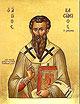 Образ свт. Василия Великого
