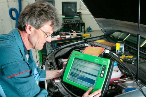 Диагностический прибор для авто своими руками