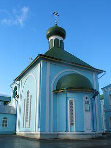 Храм Казанской Духовной Семинарии